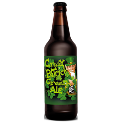 CRAZY PATRICK green ALE (Limited Edition)