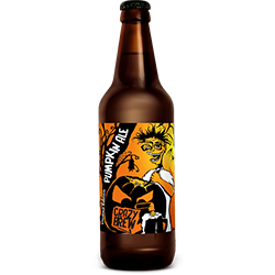 Pumpkin Ale (Limited Edition)