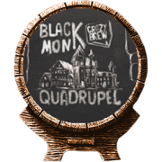 BLACK MONK QUADRUPEL